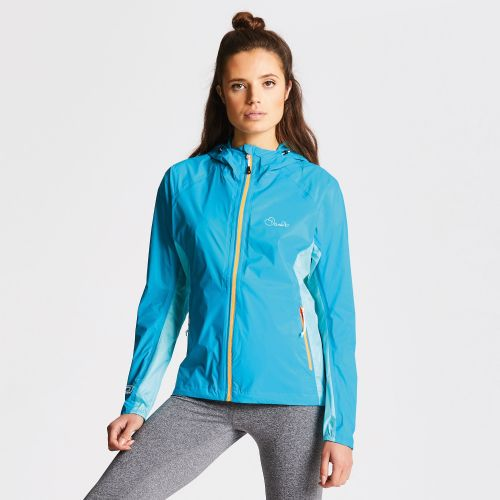 Dare2b OPACUS JACKET - Sea Breeze Blue / Bahama Blue